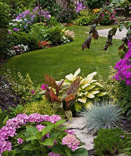Chatwells' Landscapes Residential Garden Design