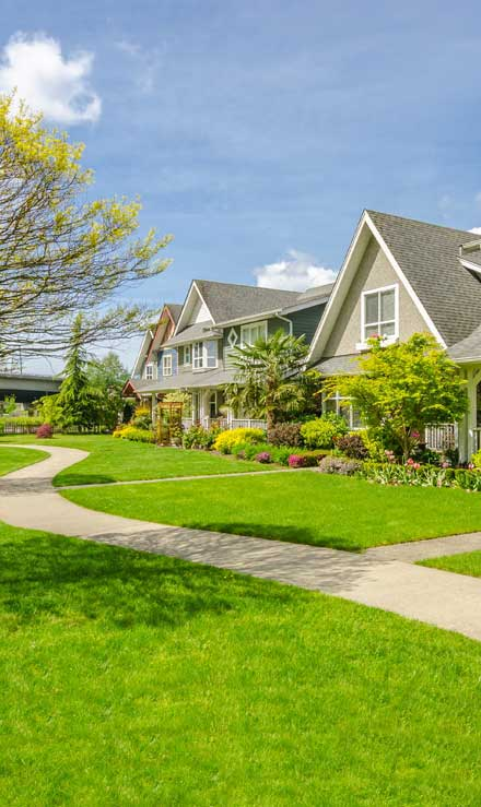 Chatwells' Landscapes Residential Lawn Care
