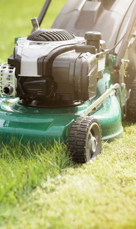 Chatwells' Landscapes Residential Lawn Mowing
