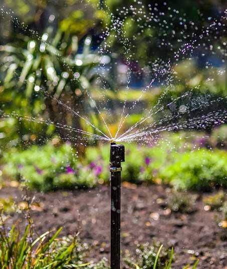 Chatwells' Landscapes Residential Sprinkler System Repairs