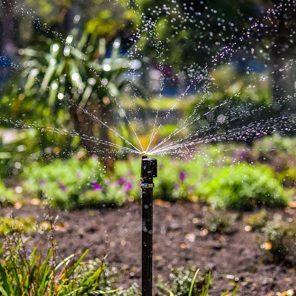 Sprinkler System Repair Service